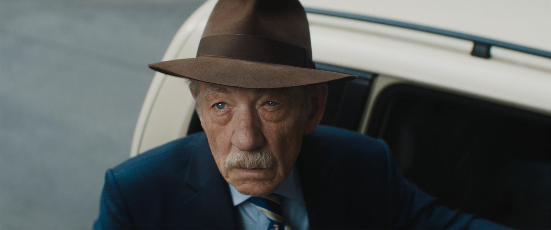 Ian McKellen in The Good Liar
