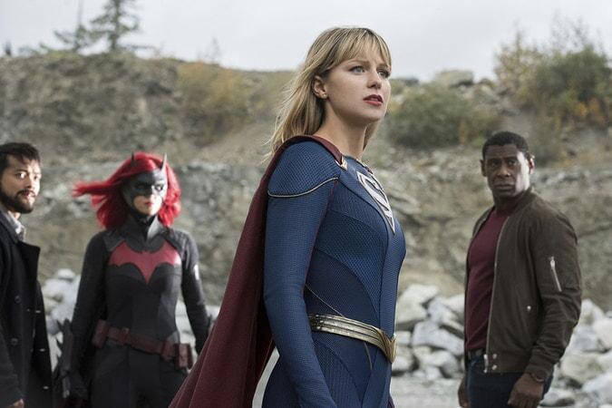 Crisis on Infinite Earths Warner Bros UK DC Supergirl Batwoman