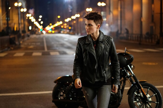 Batwoman Warner Bros UK DC Ruby Rose