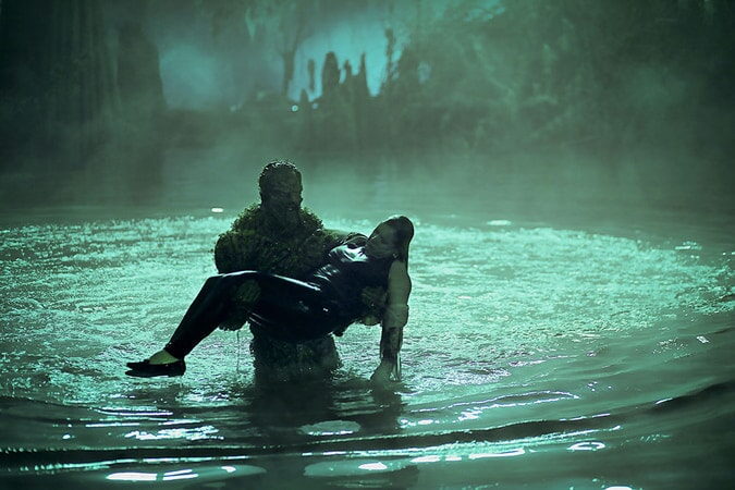 Swamp Thing DC Warner Bros UK