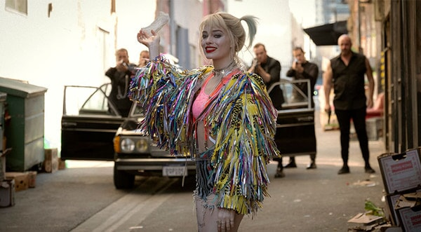 Harley Quinn Birds of Prey and the fantabulous emancipation of one harley quinn
