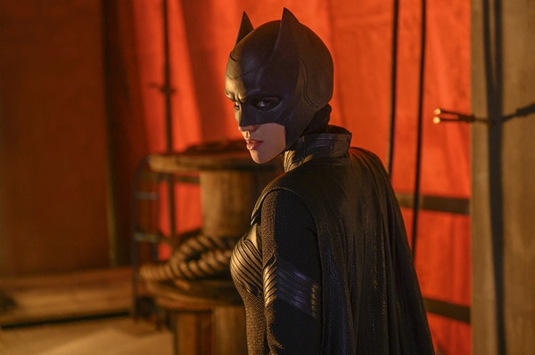Batwoman Warner Bros UK DC Ruby Rose