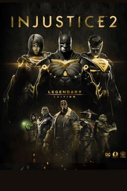 INJUSTICE 2 LEGENDARY EDITION WARNER GAMES WARNER BROS UK