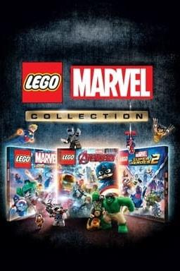 LEGO Marvel Collection Keyart Warner Bros UK Games