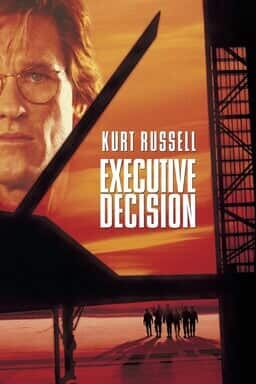 Executive Decision - Key Art