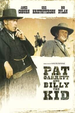 Pat Garrett and Billy the Kid - Key Art