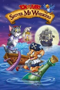 Tom And Jerry: Shiver Me Whiskers - Key Art