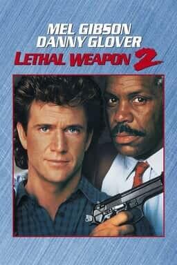 Lethal Weapon 2 - Key Art
