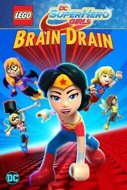 LEGO® DC Super Hero Girls Brain Drain - Key Art