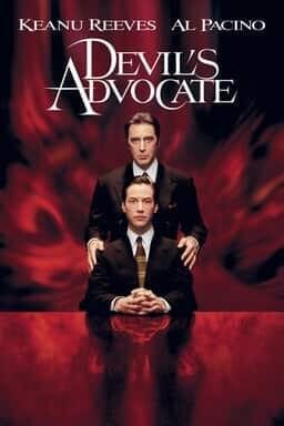 The Devil's Advocate - Key Art