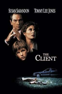 The Client - Key Art