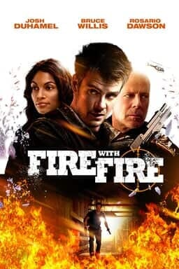 Fire with Fire - Key Art