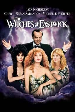 The Witches Of Eastwick - Key Art
