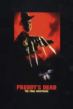 Freddy's Dead: The Final Nightmare - Key Art