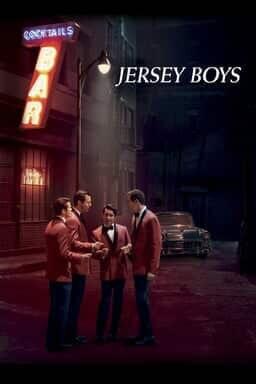 Jersey Boys - Key Art