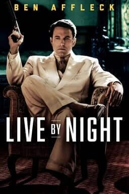 Live by Night - Key Art