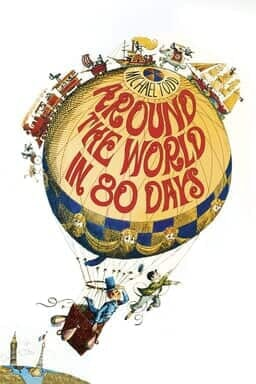 Around the World in 80 Days - Key Art