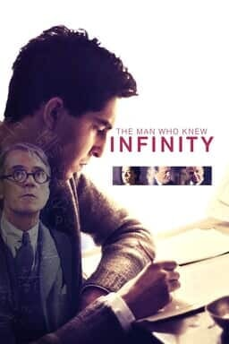 The Man Who Knew Infinity - Key Art