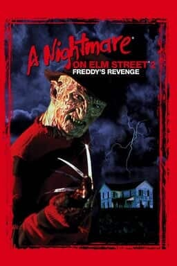 A Nightmare On Elm Street 2: Freddy's Revenge - Key Art