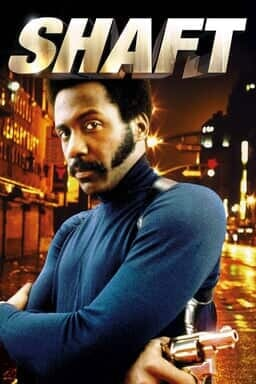 Shaft (1971) - Key Art