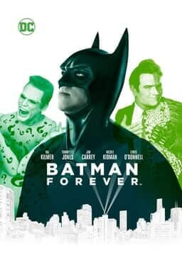 Batman Forever - Key Art