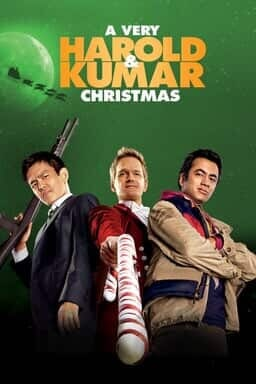 A Very Harold & Kumar Christmas - Key Art