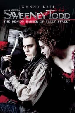 Sweeney Todd: The Demon Barber of Fleet Street - Key Art