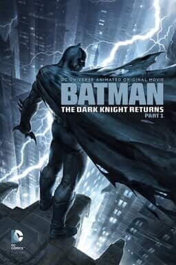 Batman: Dark Knight Returns Part 2 - Key Art