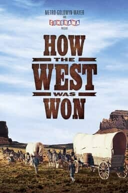 How The West Was Won - Key Art