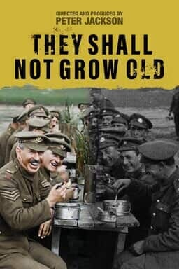 They Shall Not Grow Old - Key Art
