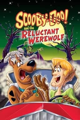 Scooby-Doo! And The Reluctant Werewolf - Key Art
