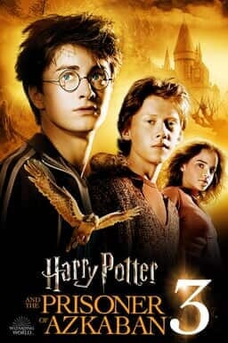 Harry Potter and the Prisoner of Azkaban - Key Art