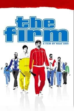 The Firm - Key Art