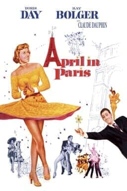 April in Paris - Key Art