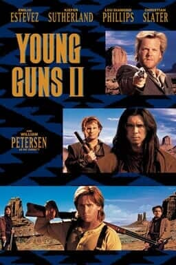 Young Guns II - Key Art