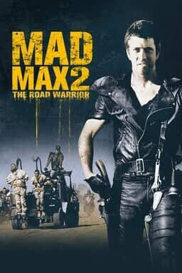 Mad Max 2: The Road Warrior - Key Art