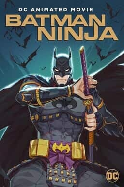 Batman Ninja - Key Art