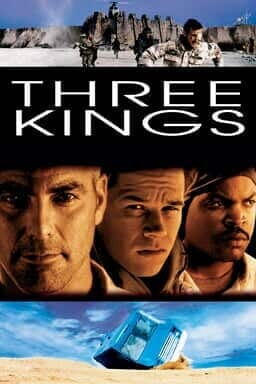 Three Kings - Key Art