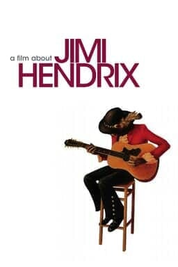 Jimi Hendrix - Key Art