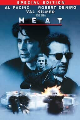 Heat - Key Art