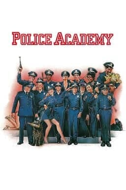 Police Academy - Key Art