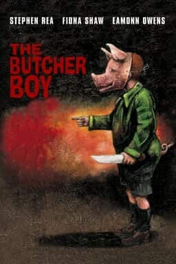 The Butcher Boy - Key Art