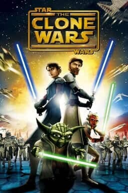 Star Wars: The Clone Wars - Key Art