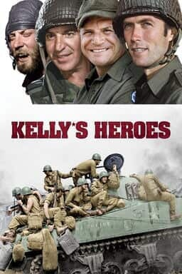 Kelly's Heroes - Key Art