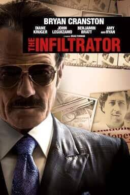 The Infiltrator - Key Art