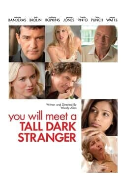 You Will Meet A Tall Dark Stranger - Key Art