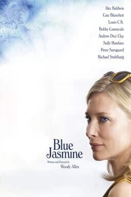 Blue Jasmine - Key Art
