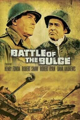 Battle of the Bulge - Key Art