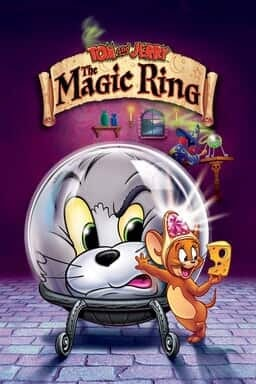 Tom And Jerry: The Magic Ring - Key Art
