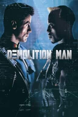 Demolition Man - Key Art